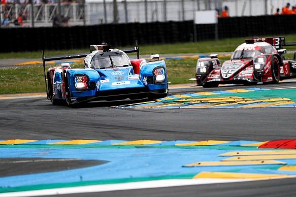 SMP Rebellion WEC Le Mans 2018