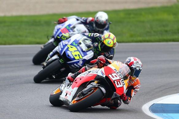 Marc Marquez Indianapolis MotoGP 2014