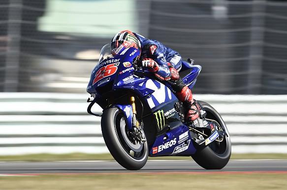 Maverick Vinales Yamaha Assen MotoGP 2018