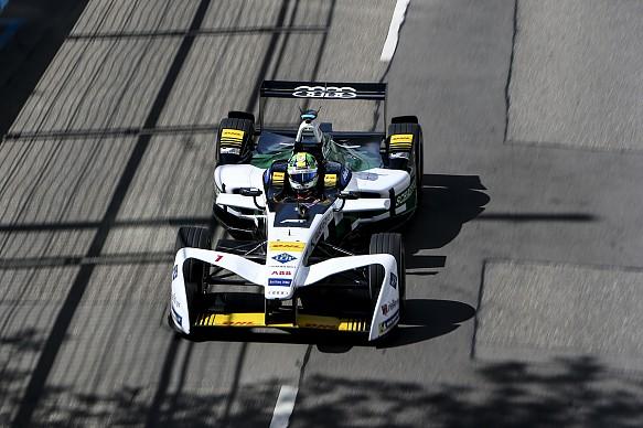 Lucas di Grassi Audi ABT Formula E Zurich ePrix 2018