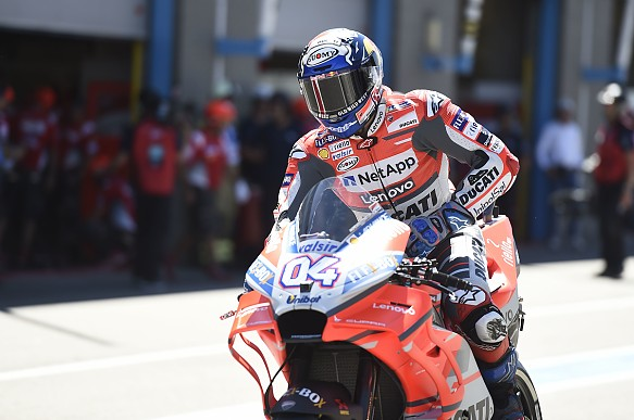 Andrea Dovizioso Assen MotoGP 2018