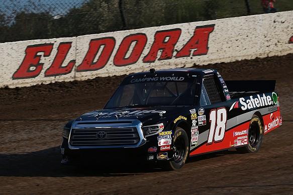 NASCAR Truck Eldora
