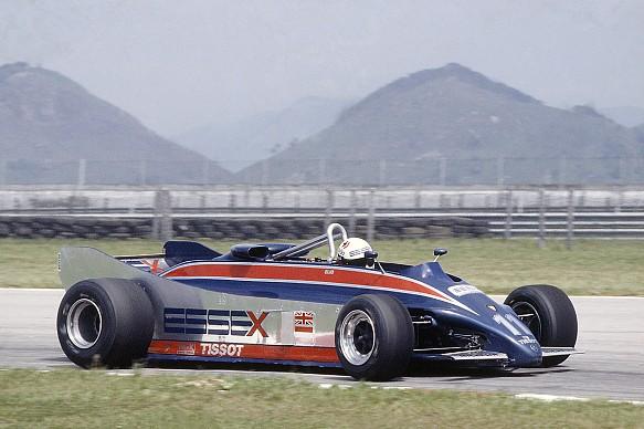 De Angelis Lotus 88 1981 F1