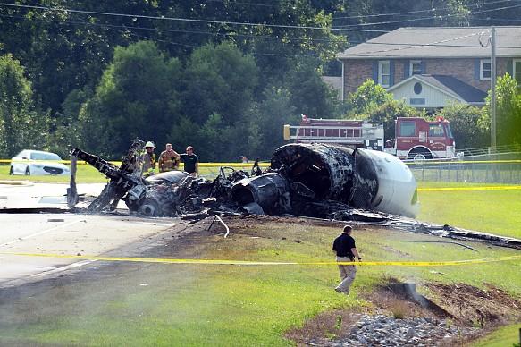 Dale Earnhardt Jr plane crash