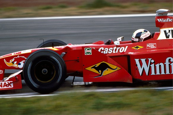 Max Wilson Williams F1 1998