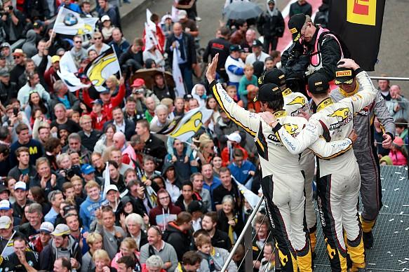Markus Palttala 2015 Spa 24 Hours