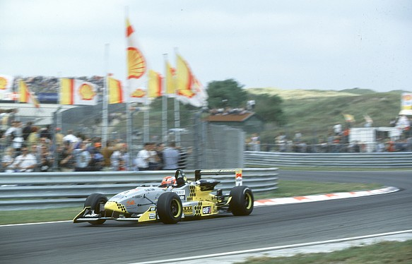 Jonathan Cochet, 2000 Zandvoort F3 Masters