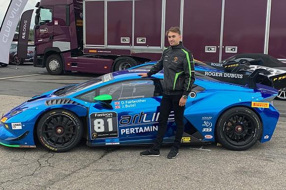Jack Butel Lamborghini