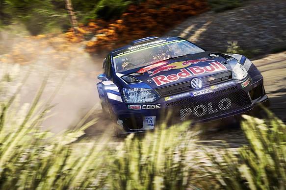 WRC 6 game screenshot