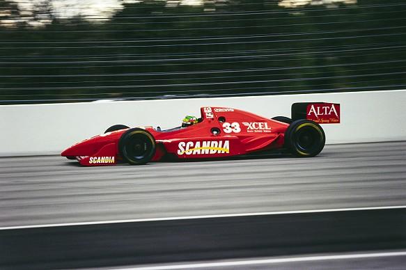 Eliseo Salazar Indy 500 1996