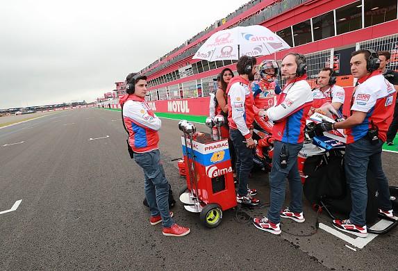 Jack Miller MotoGP Argentina 2018 grid