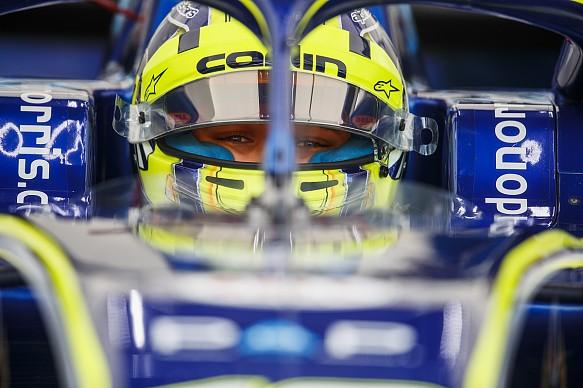 Lando Norris Formula 2 Carlin