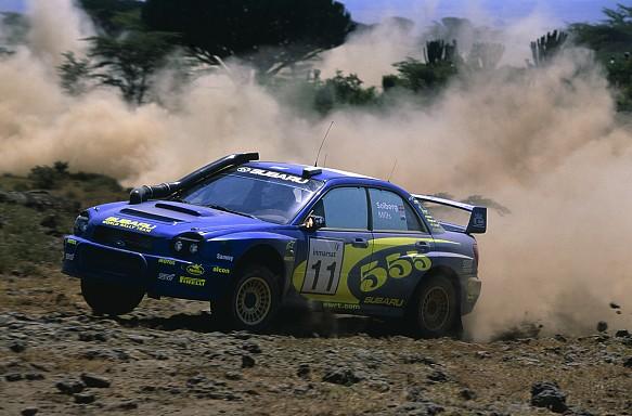 Safari Rally 2002
