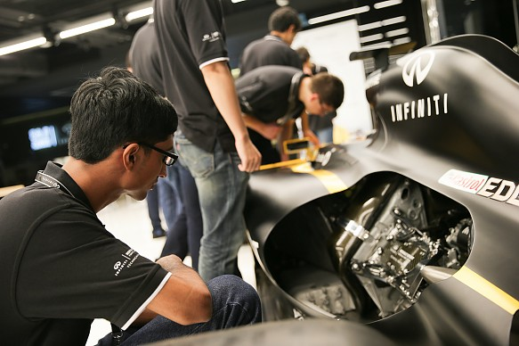 Infiniti Engineering Academy