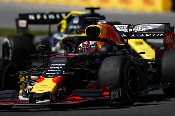 Max Verstappen Red Bull Canada F1 2019