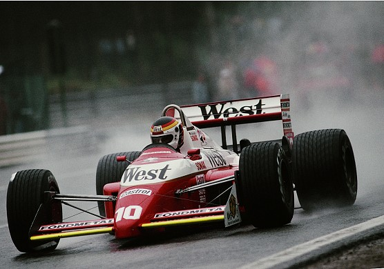 Bernd Schneider Zakspeed F1