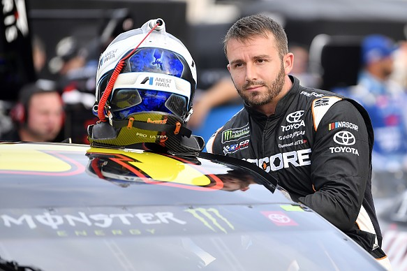 DiBenedetto Leavine Family Racing NASCAR Sonoma 2019