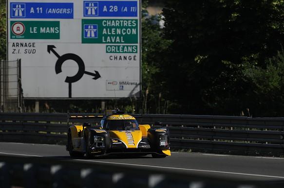 de Vries Le Mans 2019