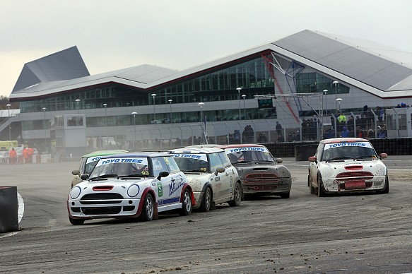 Rallycross Silverstone