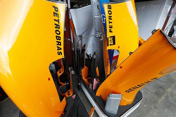 McLaren Petrobras 2019