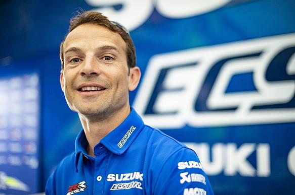 Sylvain Guintoli 2018 Brno MotoGP