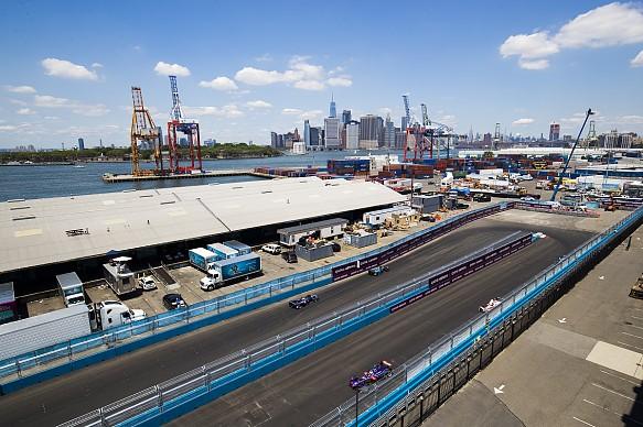 New York Formula E 2017