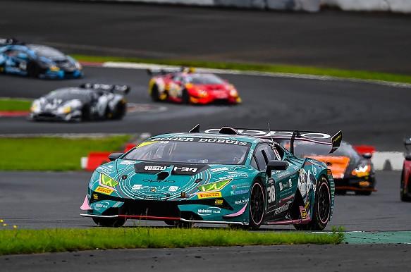 Yazid Ochiai Lamborghini Asia