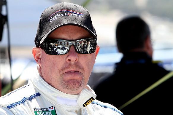 Paul Tracy 2012