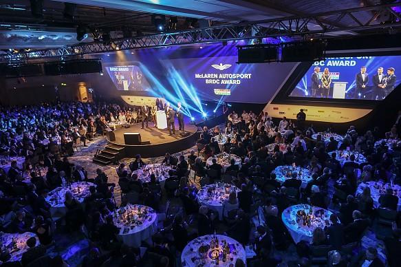 McLaren Autosport BRDC Award Autosport Awards 2018