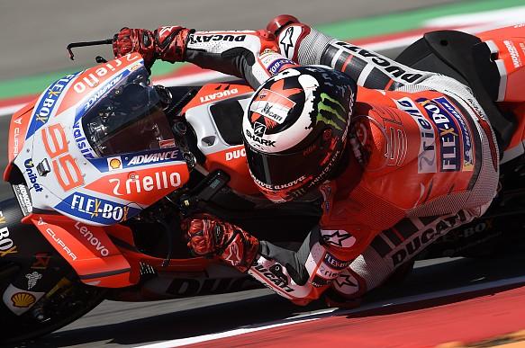 Jorge Lorenzo Ducati Assen MotoGP 2018 qualifying