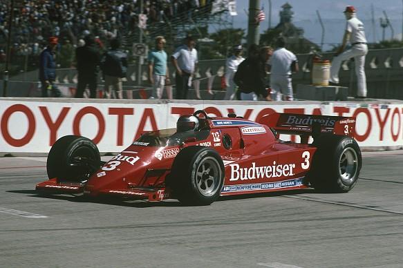 Mario Andretti Lola T800 Indycar 1984