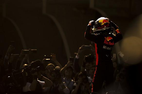 Daniel Ricciardo Red Bull 2018 Chinese Grand Prix