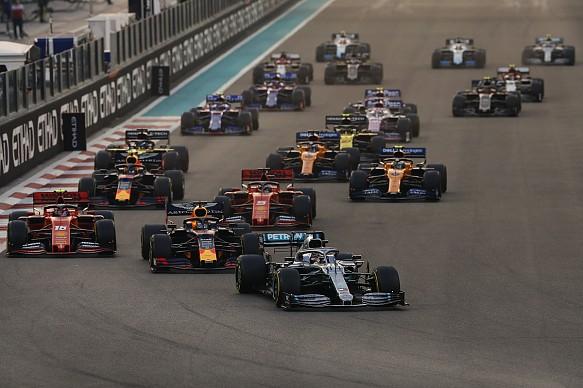 F1 2019 Abu Dhabi