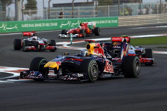 Abu Dhabi GP 2010