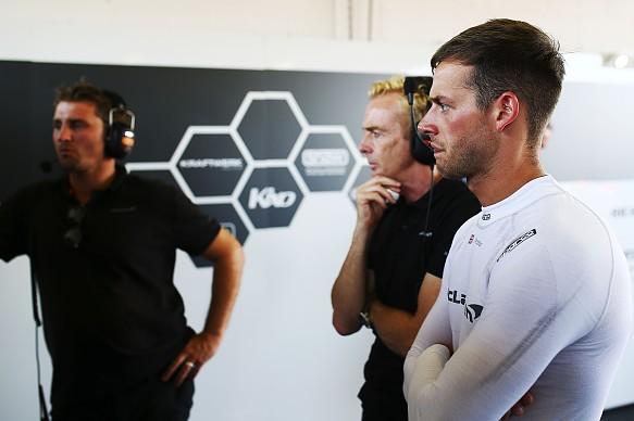 Warren Hughes, Lewis Proctor British GT 2018