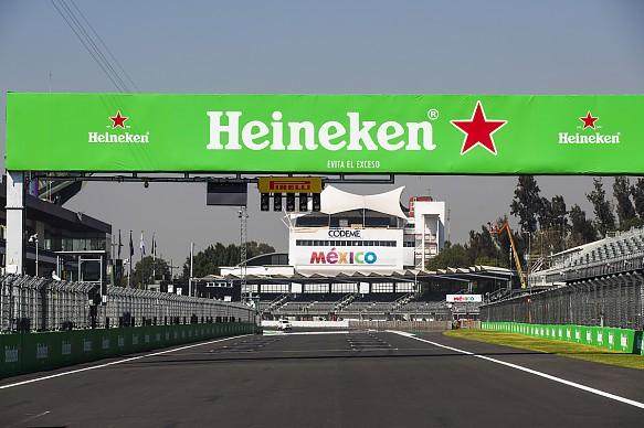 Mexico City F1 2017