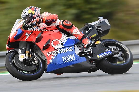 Jack Miller Pramac Ducati MotoGP