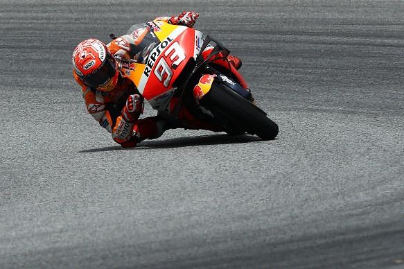 Marc Marquez Honda Buriram MotoGP 2019