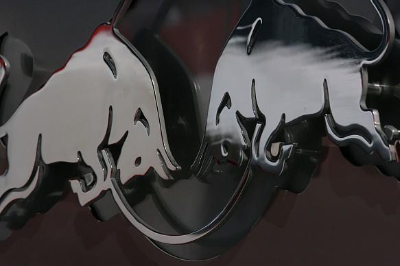 Red Bull logo F1