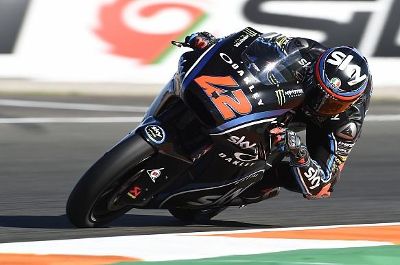 Francesco Bagnaia VR46 Moto2 2017