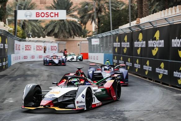 Lucas di Grassi Audi Formula E Ad Diriyah 2018
