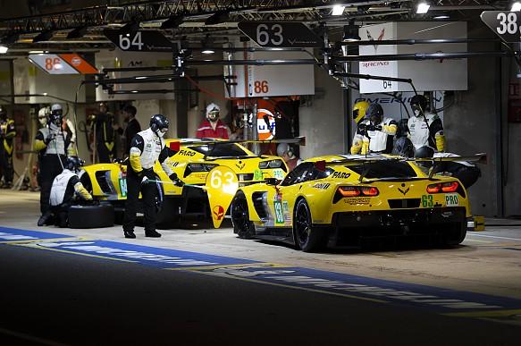 Corvette Le Mans 2018