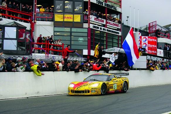 Marcel Fassler 2007 Spa 24 Hours