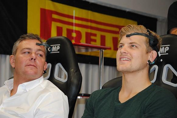 Mario Isola, Pirelli, Marcus Ericsson, Formula Medicine