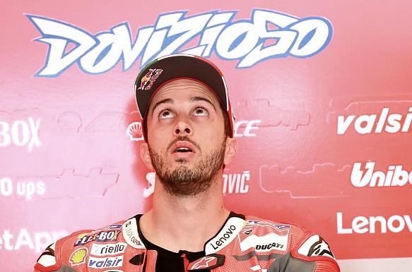 Andrea Dovizioso Ducati MotoGP 2018