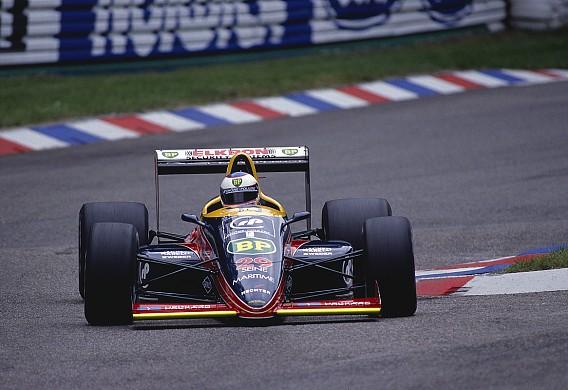 Yannick Dalmas F1 1988