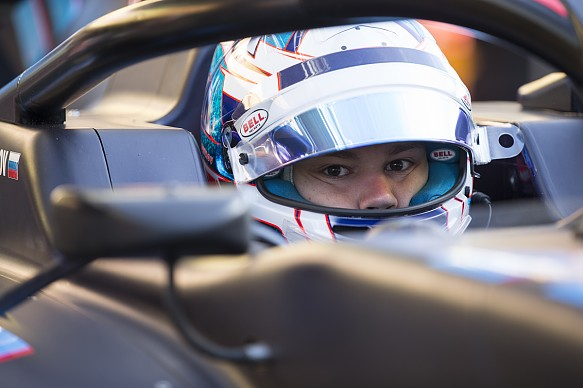 Artem Petrov F3 2019