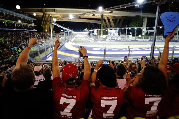 Singapore GP F1 2019