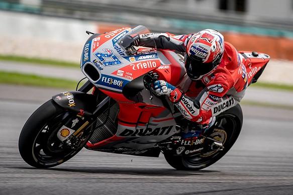 Casey Stoner Ducati MotoGP Sepang 2018