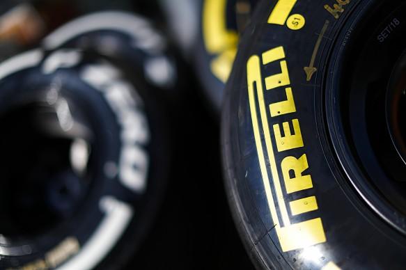 Pirelli F1 tyre test Abu Dhabi 2018